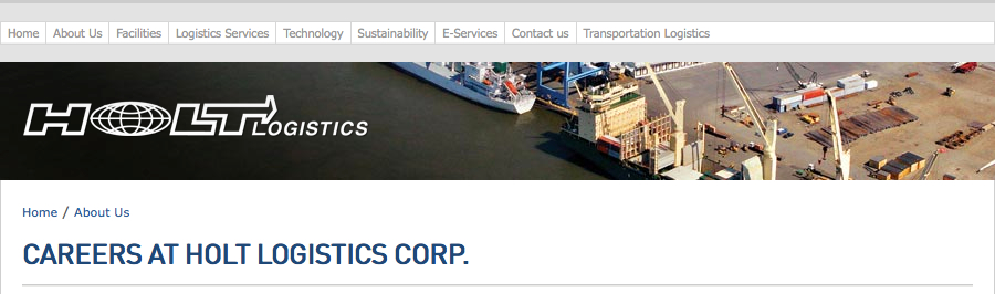 Holt Logistics Corporation